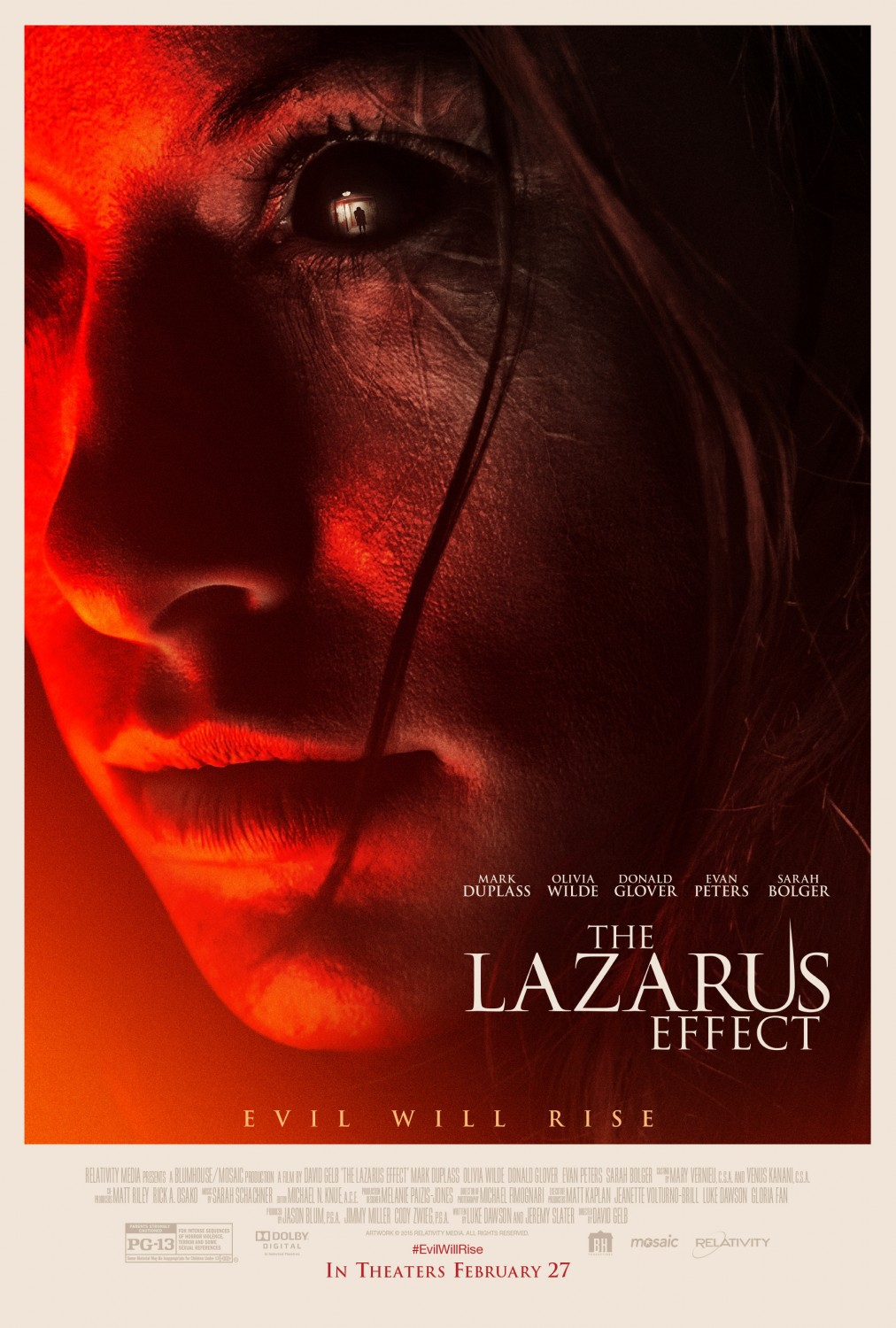 The Lazarus Effect (2015) Technical Specifications