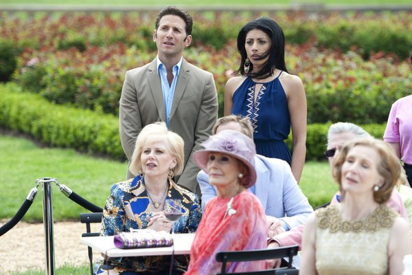 """Royal Pains"" Vertigo 