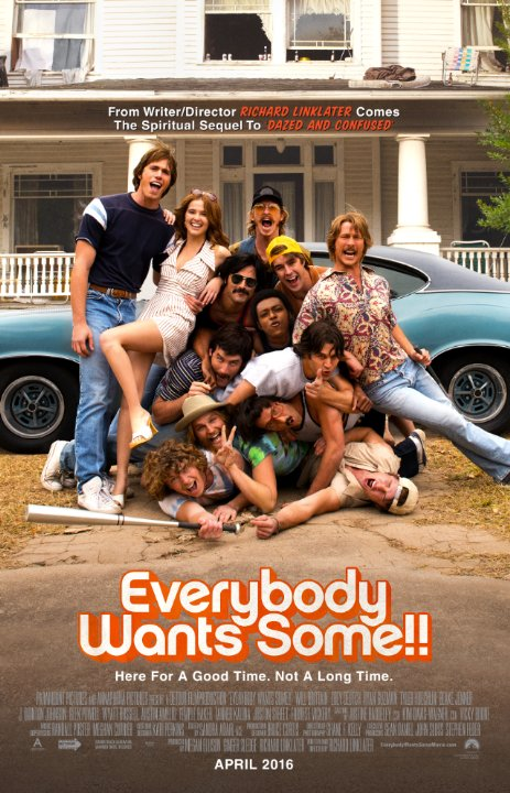 Everybody Wants Some!! (2016) Technical Specifications