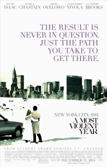 A Most Violent Year | ShotOnWhat?