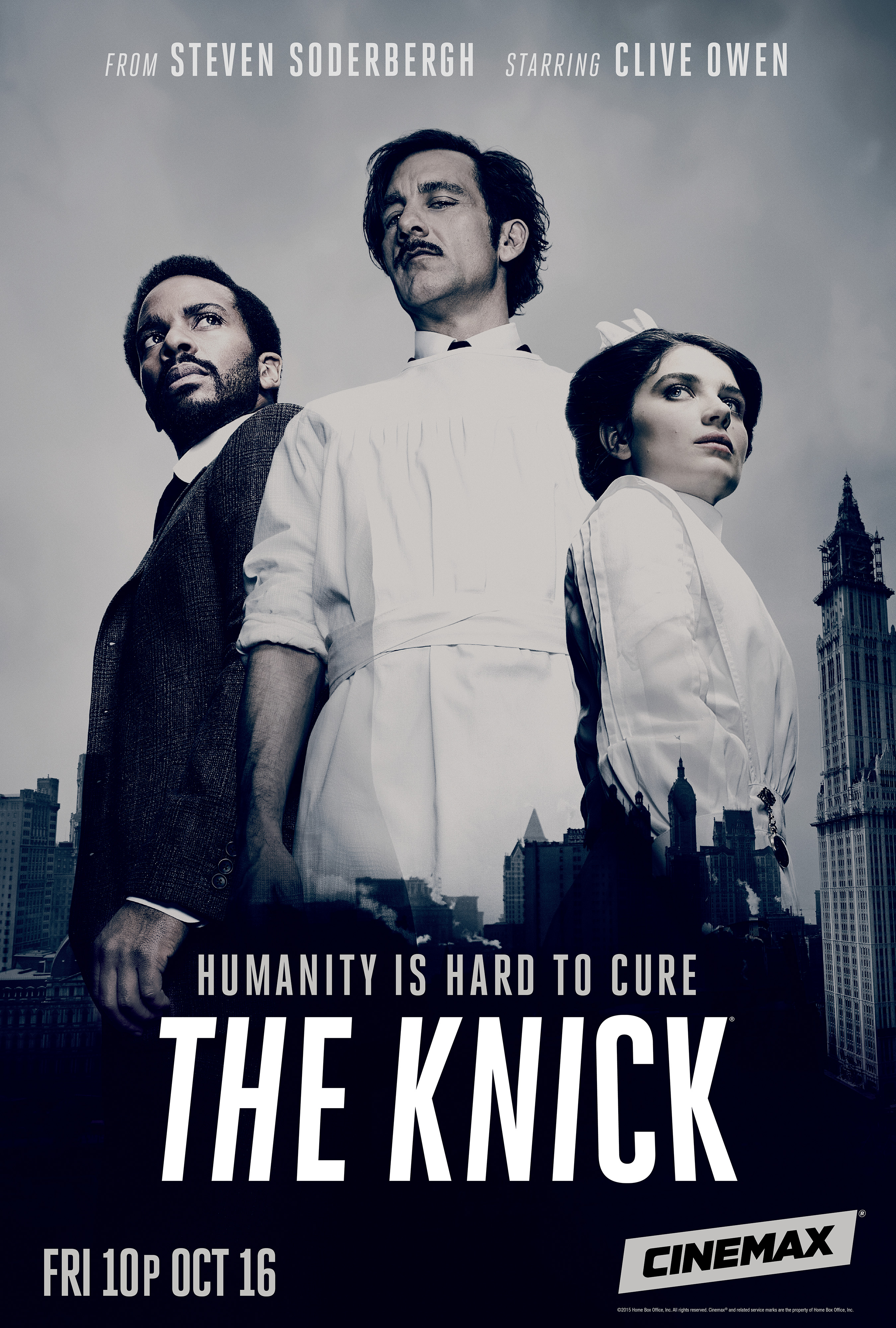 The Knick (2014) Technical Specifications