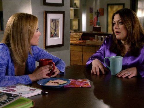 """Drop Dead Diva"" Surrogates 