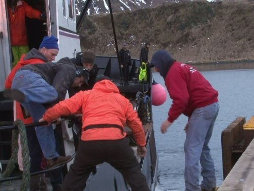 """Deadliest Catch"" Kicking Off with a Bang Technical Specifications"