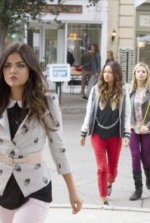 """Pretty Little Liars"" Now You See Me, Now You Don't Technical Specifications"