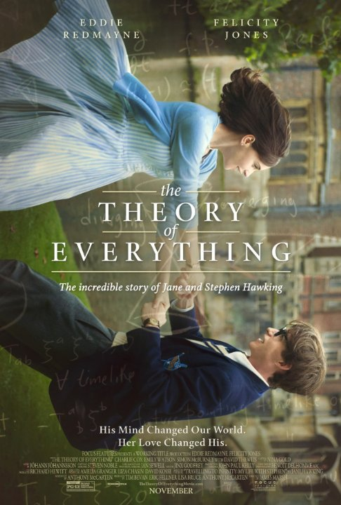 The Theory of Everything (2014) Technical Specifications