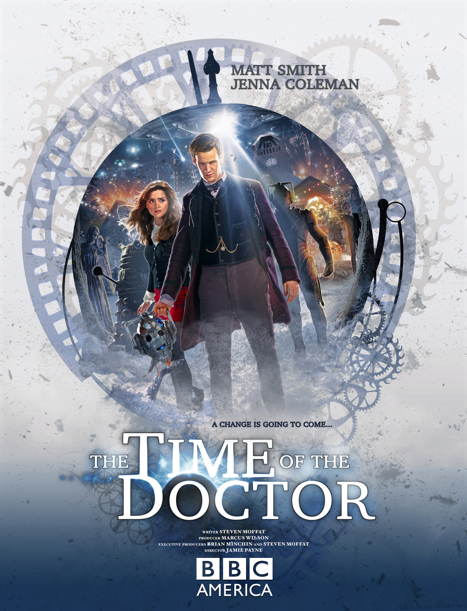 """Doctor Who"" The Time of the Doctor 