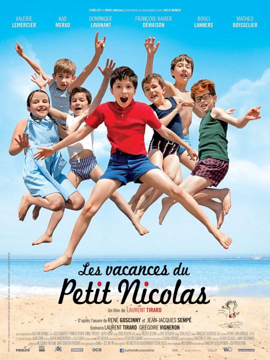 7a444e3feb4134 Les vacances du petit Nicolas (2014) Technical Specifications ...