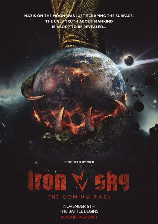 Iron Sky: The Coming Race | ShotOnWhat?