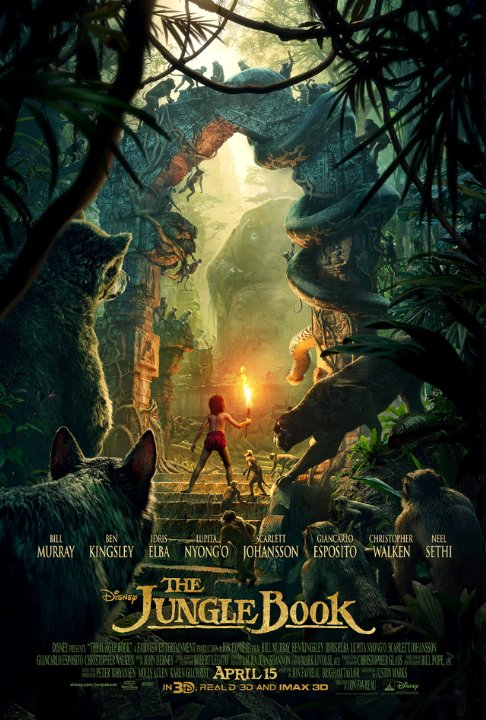 The Jungle Book (2016) Technical Specifications