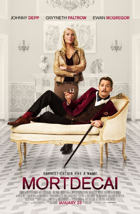 Mortdecai (2015) Technical Specifications