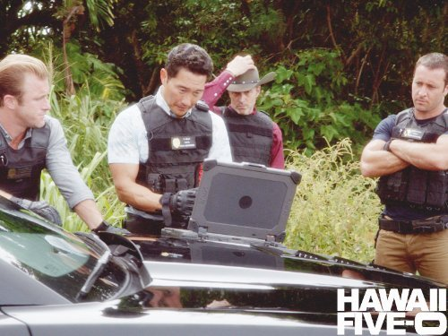 """Hawaii Five-0"" A'ale Ma'a Wau Technical Specifications"