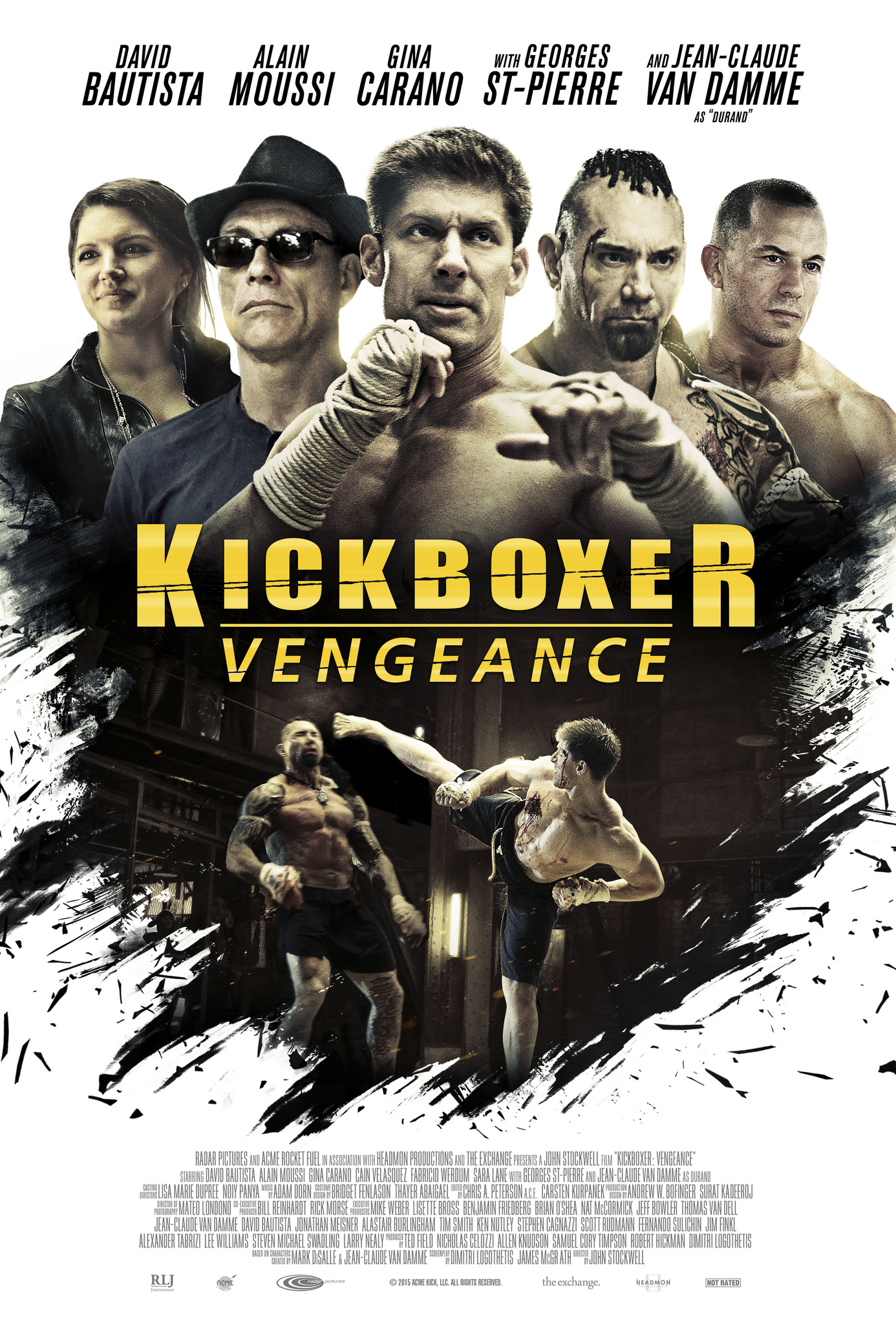 Kickboxer: Vengeance (2016) Technical Specifications