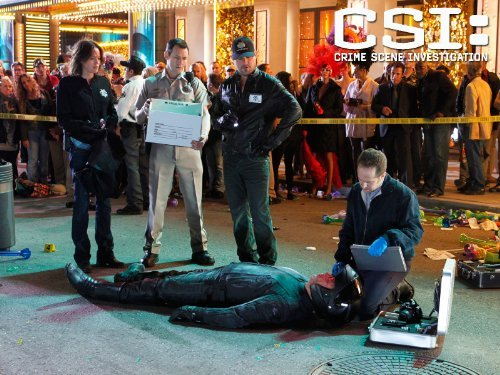 """CSI: Crime Scene Investigation"" Take the Money and Run Technical Specifications"