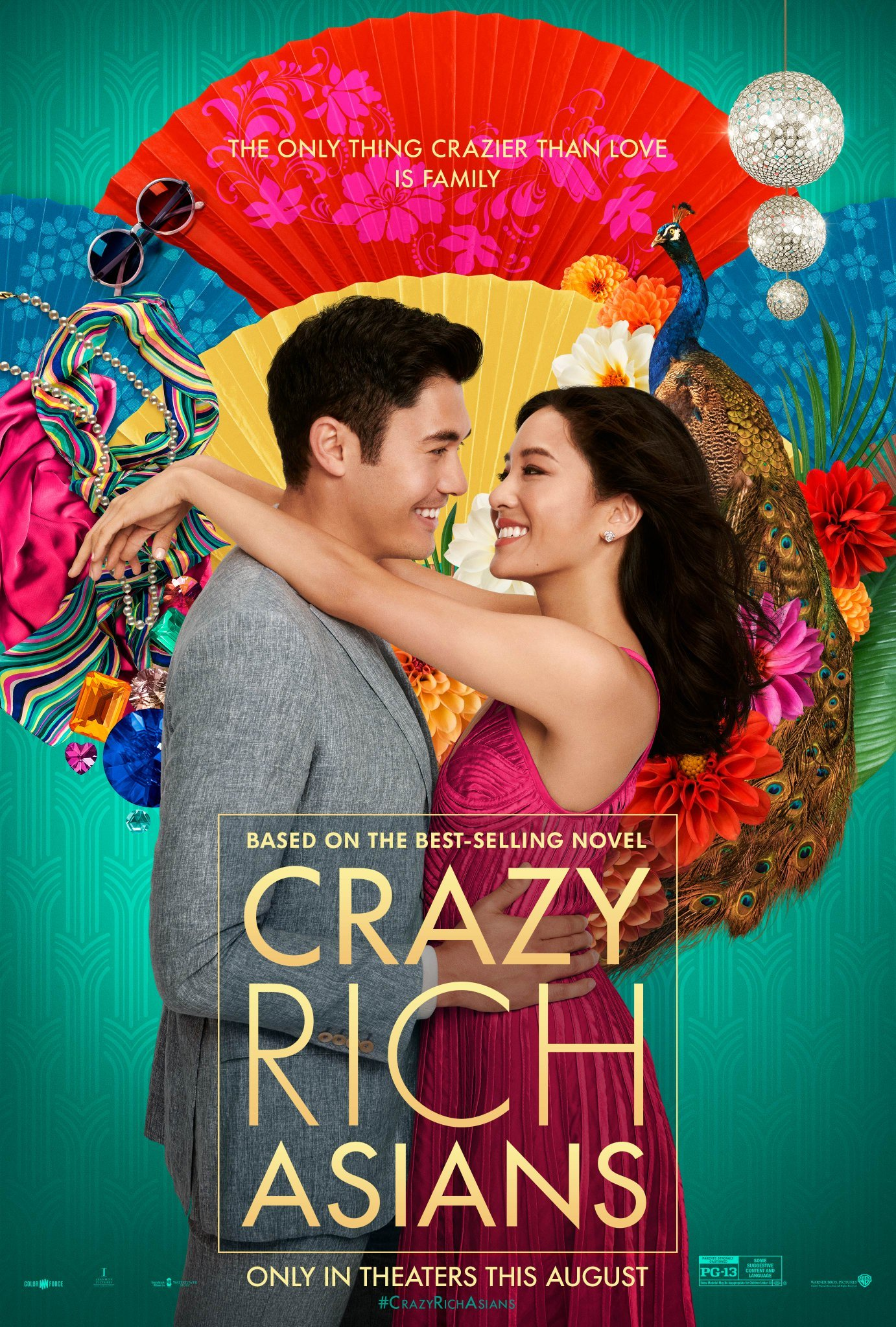 Crazy Rich Asians (2018)  Technical Specifications