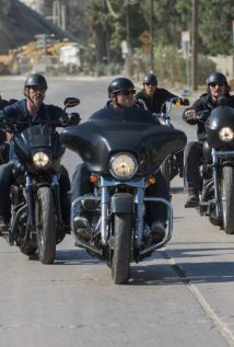 """Sons of Anarchy"" Los Fantasmas Technical Specifications"