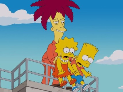 """The Simpsons"" The Man Who Grew Too Much Technical Specifications"