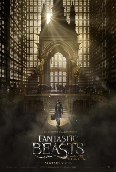 Fantastic Beasts and Where to Find Them | ShotOnWhat?