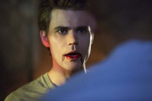 """The Vampire Diaries"" For Whom the Bell Tolls 