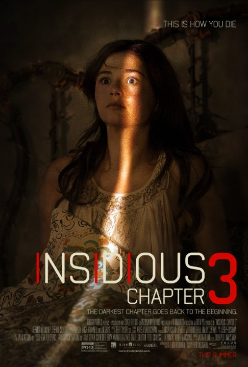 Insidious: Chapter 3 Technical Specifications