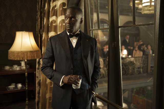 """Boardwalk Empire"" William Wilson Technical Specifications"