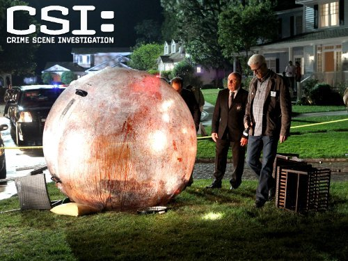"""CSI: Crime Scene Investigation"" Helpless Technical Specifications"