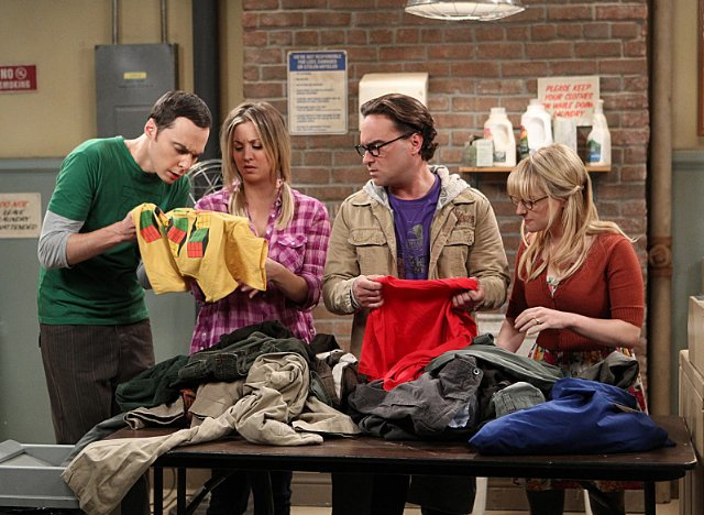 """The Big Bang Theory"" The Scavenger Vortex 