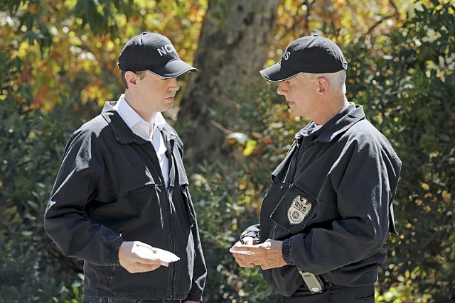 """NCIS"" Once a Crook Technical Specifications"