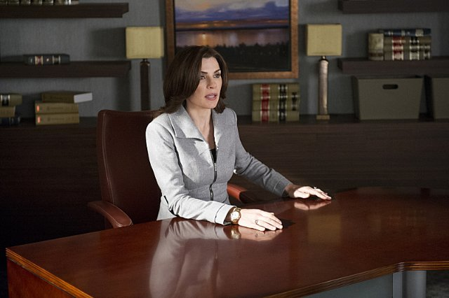 """The Good Wife"" Hitting the Fan 