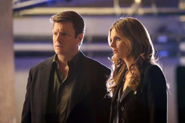 """Castle"" A Murder Is Forever 