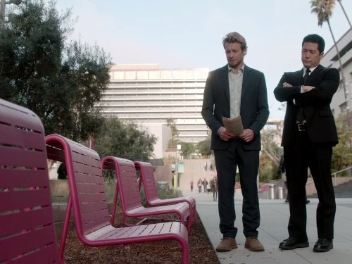 """The Mentalist"" The Golden Hammer Technical Specifications"