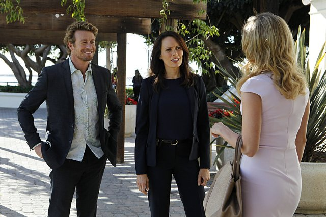 """The Mentalist"" White Lines Technical Specifications"