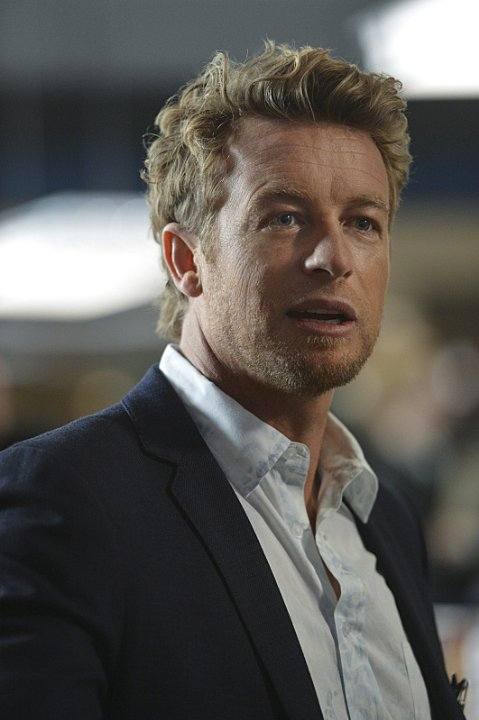 """The Mentalist"" Grey Water 