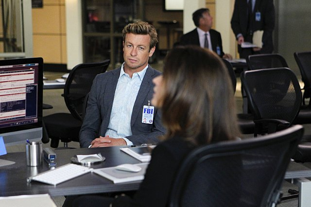 """The Mentalist"" Black Hearts 