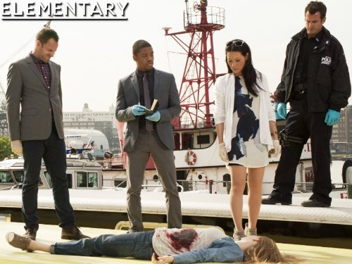 """Elementary"" Blood Is Thicker 