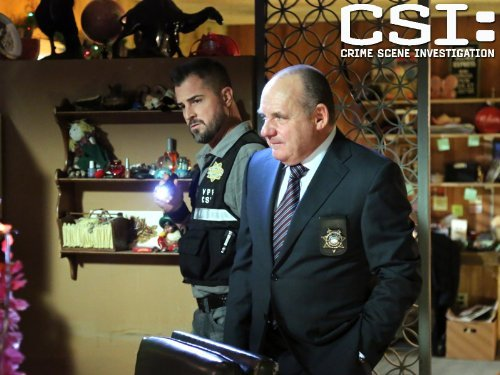 """CSI: Crime Scene Investigation"" Check in and Check Out 