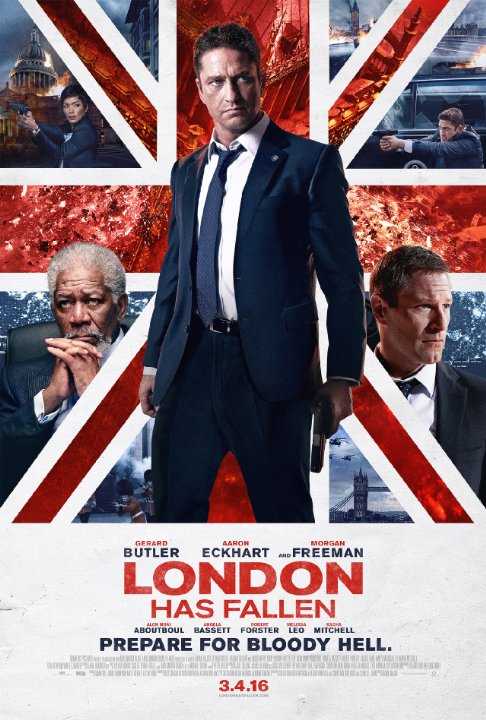 London Has Fallen (2016) Technical Specifications