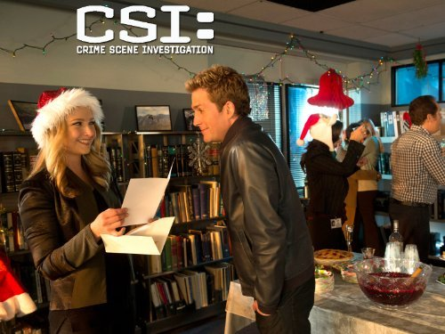 """CSI: Crime Scene Investigation"" The Lost Reindeer Technical Specifications"