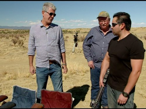 """Anthony Bourdain: Parts Unknown"" New Mexico Technical Specifications"
