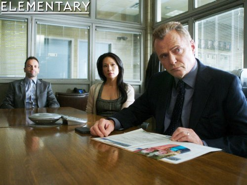 """Elementary"" On the Line 