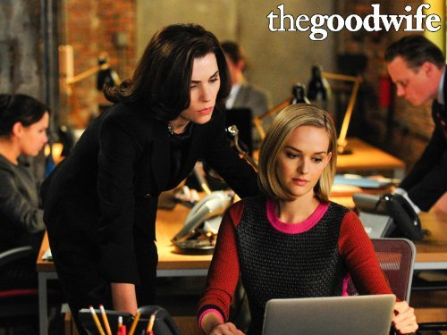 """The Good Wife"" Whack-a-Mole 