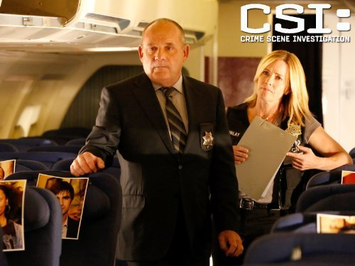"""CSI: Crime Scene Investigation"" Keep Calm and Carry-On Technical Specifications"