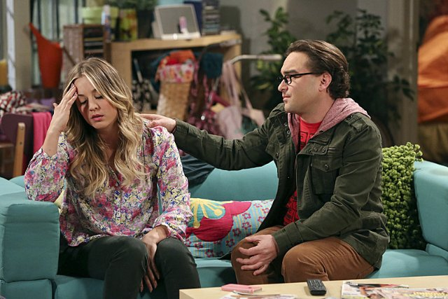 """The Big Bang Theory"" The Hesitation Ramification Technical Specifications"