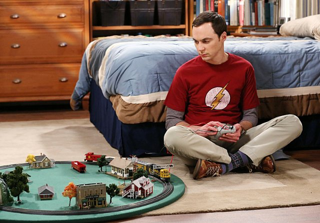 """The Big Bang Theory"" The Discovery Dissipation Technical Specifications"