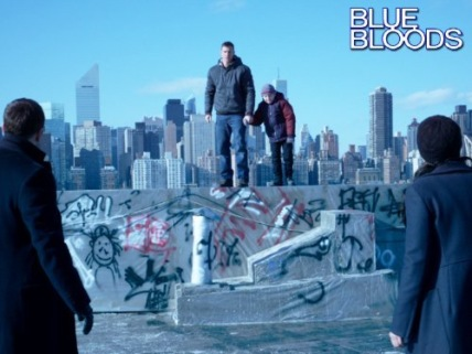 """Blue Bloods"" Unfinished Business Technical Specifications"