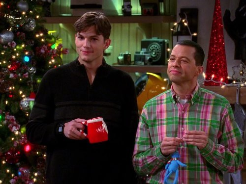 """Two and a Half Men"" On Vodka, on Soda, on Blender, on Mixer! Technical Specifications"