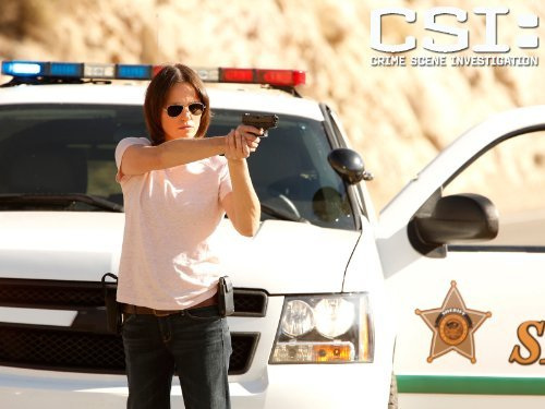 """CSI: Crime Scene Investigation"" Girls Gone Wild 