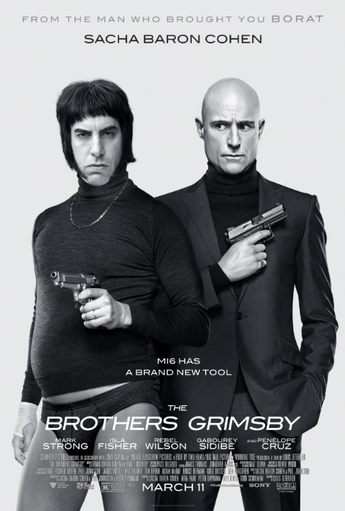 The Brothers Grimsby Technical Specifications