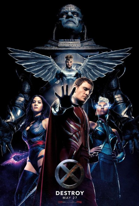 X-Men: Apocalypse (2016) Technical Specifications