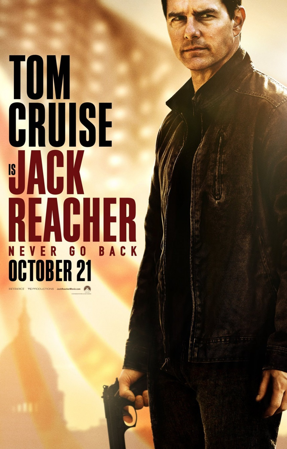 Jack Reacher: Never Go Back (2016) Technical Specifications