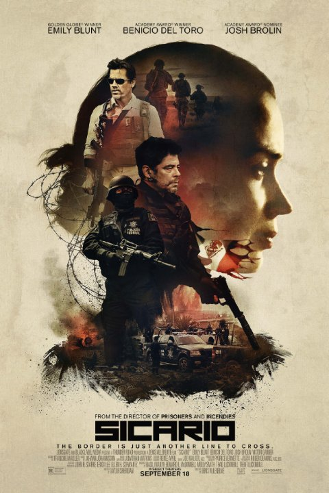 Sicario (2015) Technical Specifications